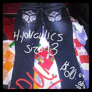 Hydraulic jeans size 13 bootcut